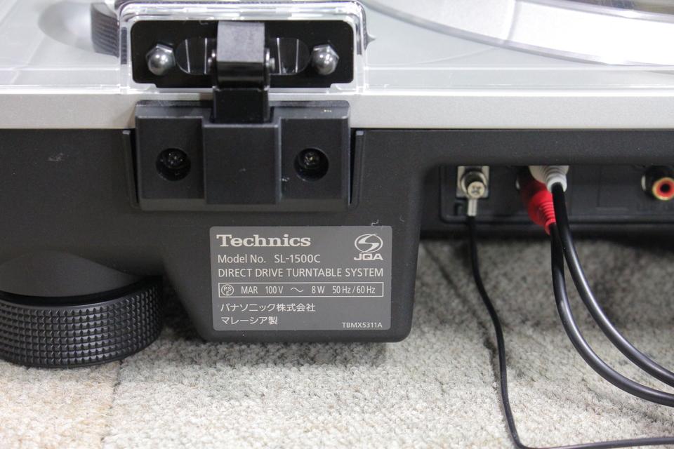 SL-1500C Technics 画像