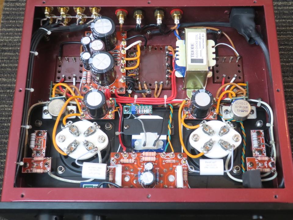 TRK-300(WE300B) TRIODE 画像