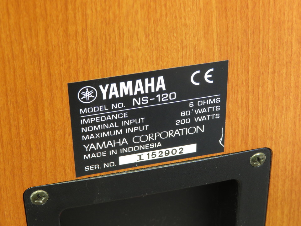 NS-120 YAMAHA 画像