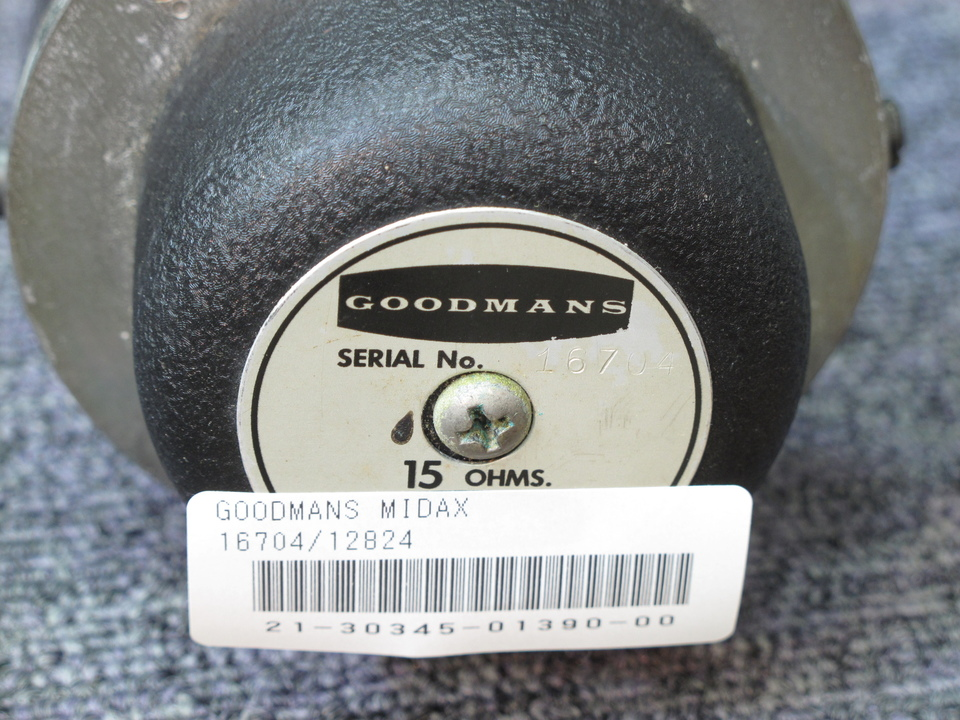 MIDAX GOODMANS 画像