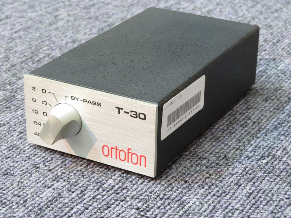 T-30 ortofon 画像