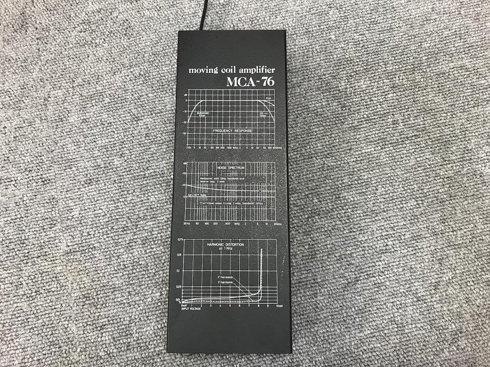 MCA-76 ortofon 画像
