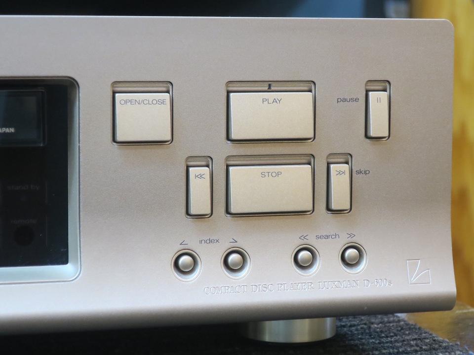 D-600S LUXMAN 画像