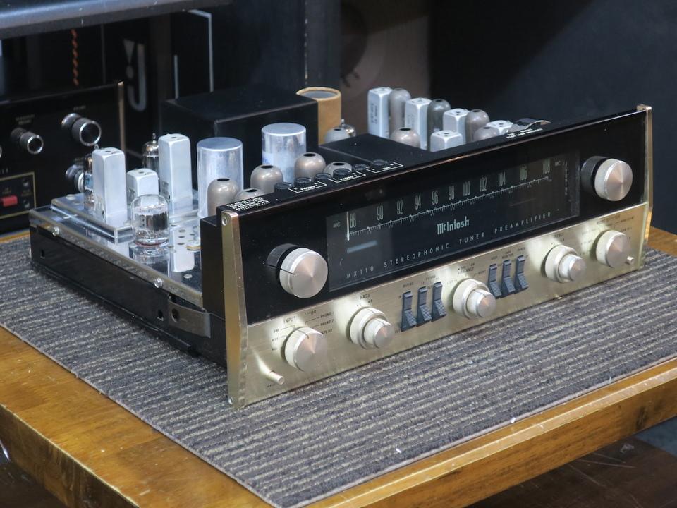 MX-110 McIntosh 画像