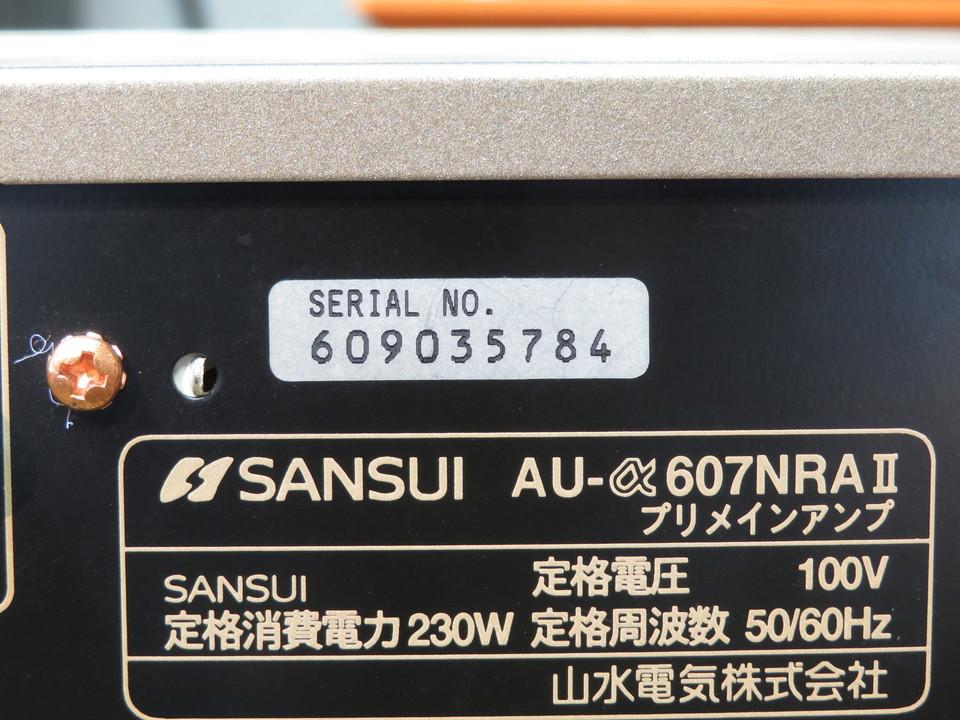 AU-α607NRA2 SANSUI 画像