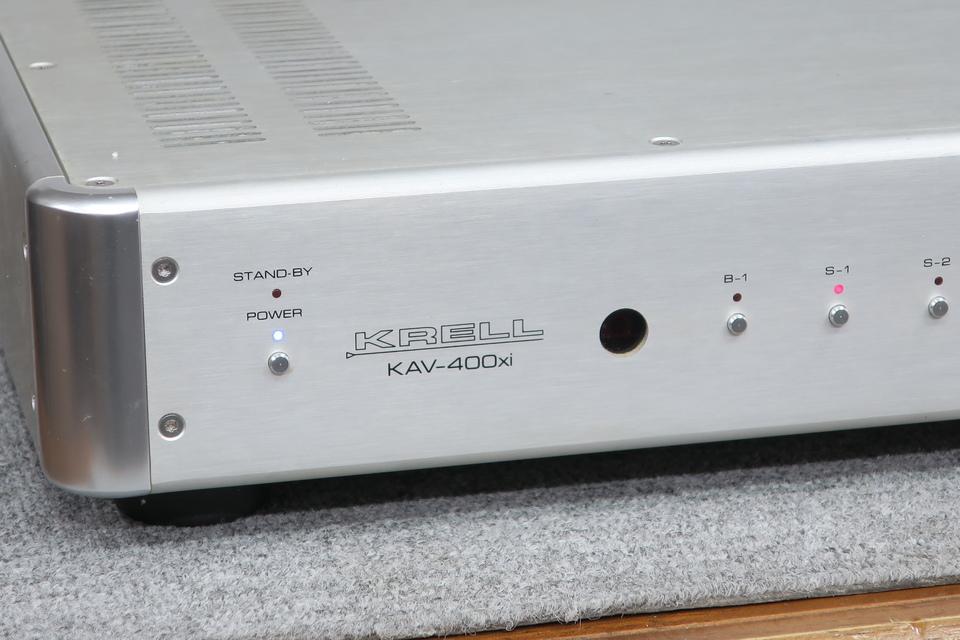KAV-400xi KRELL 画像