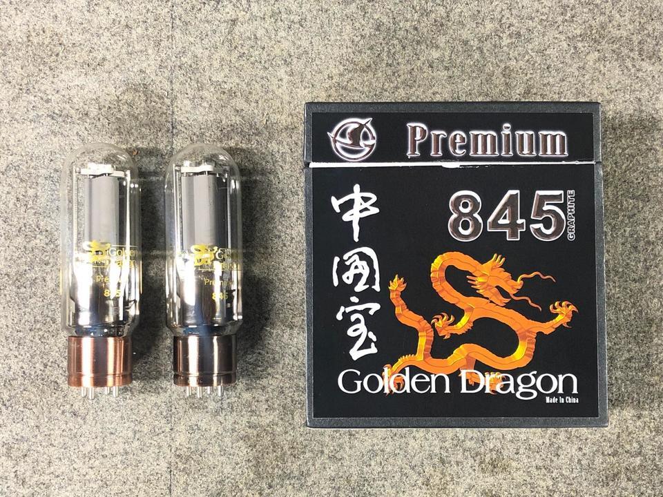 845 PREMIUM GRAPHITE Golden Dragon 画像