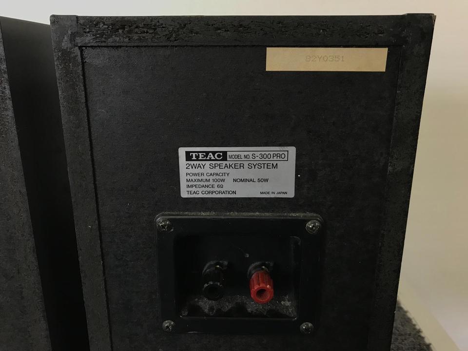 S-300PRO TEAC 画像