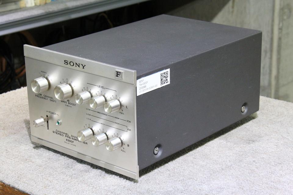 TA-4300F SONY 画像