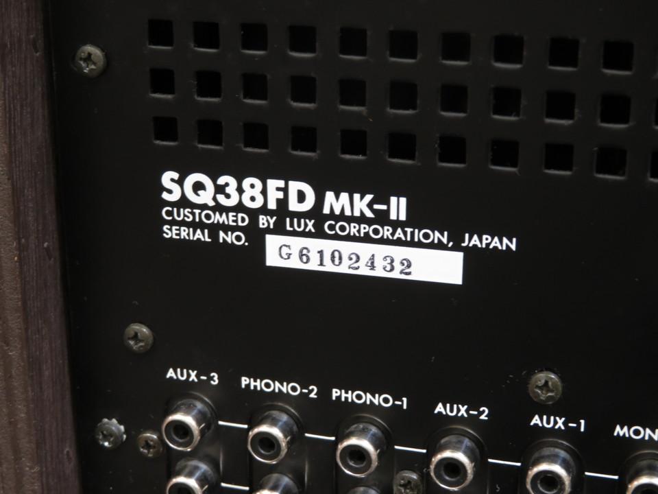 SQ38FDmk2 LUXMAN 画像