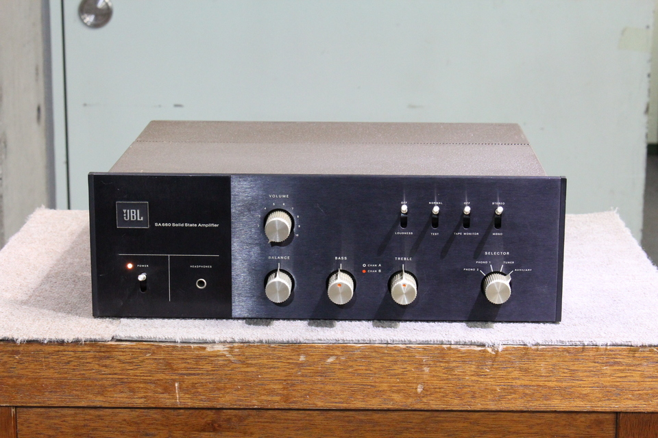SA660 JBL 画像