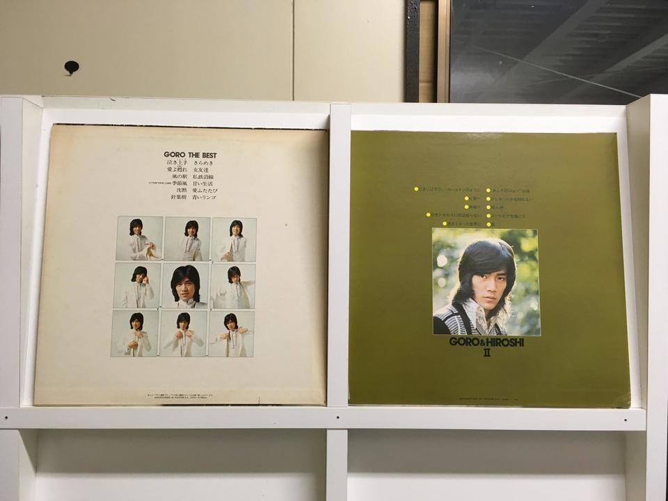 野口五郎5枚セット  画像