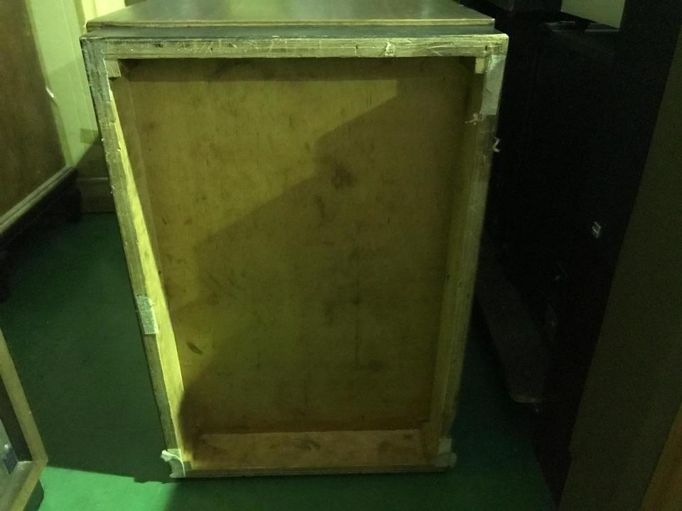 38cmダブルウーファー用エンクロージャー 不明 画像