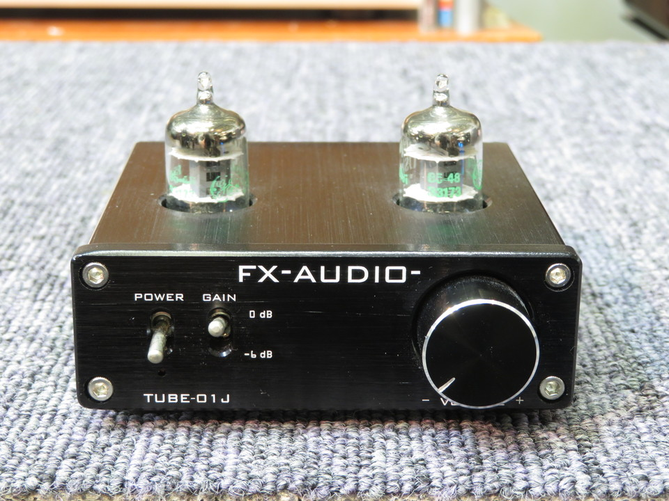 TUBE-01J FX AUDIO 画像