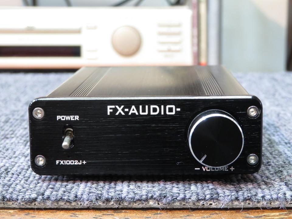 FX1002J+ FX AUDIO 画像