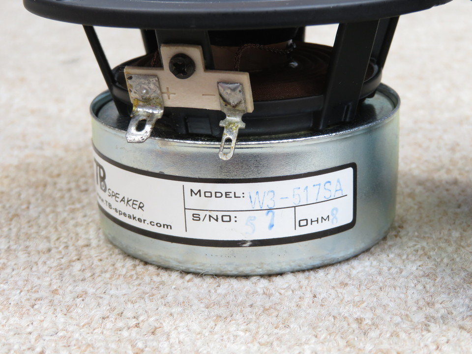 W3-517SA Tangband 画像