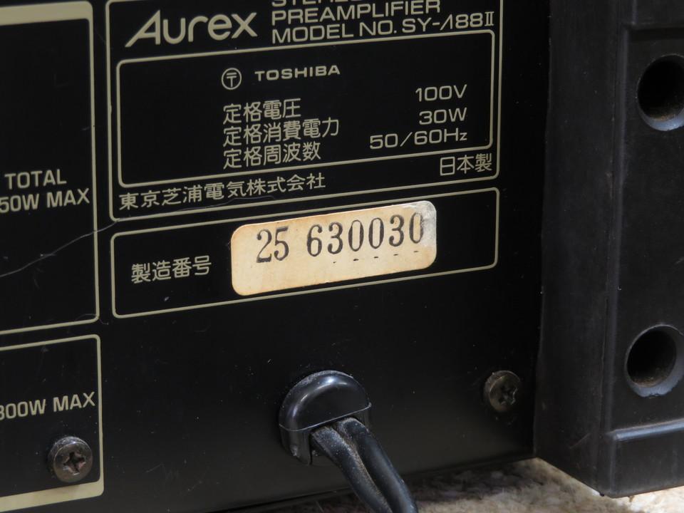 SY-Λ88/2 AUREX 画像