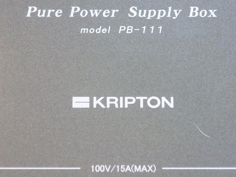 PB-111 KRIPTON 画像