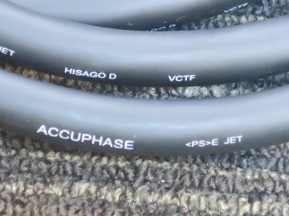 APL-1/2.0m Accuphase 画像