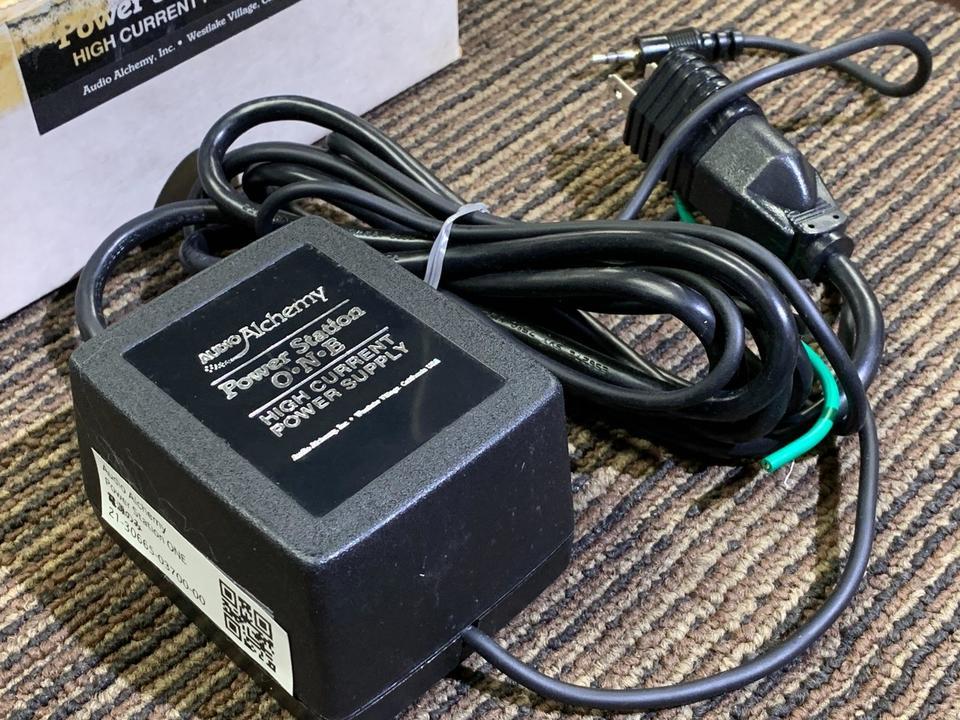 Power Station ONE Audio Alchemy  画像