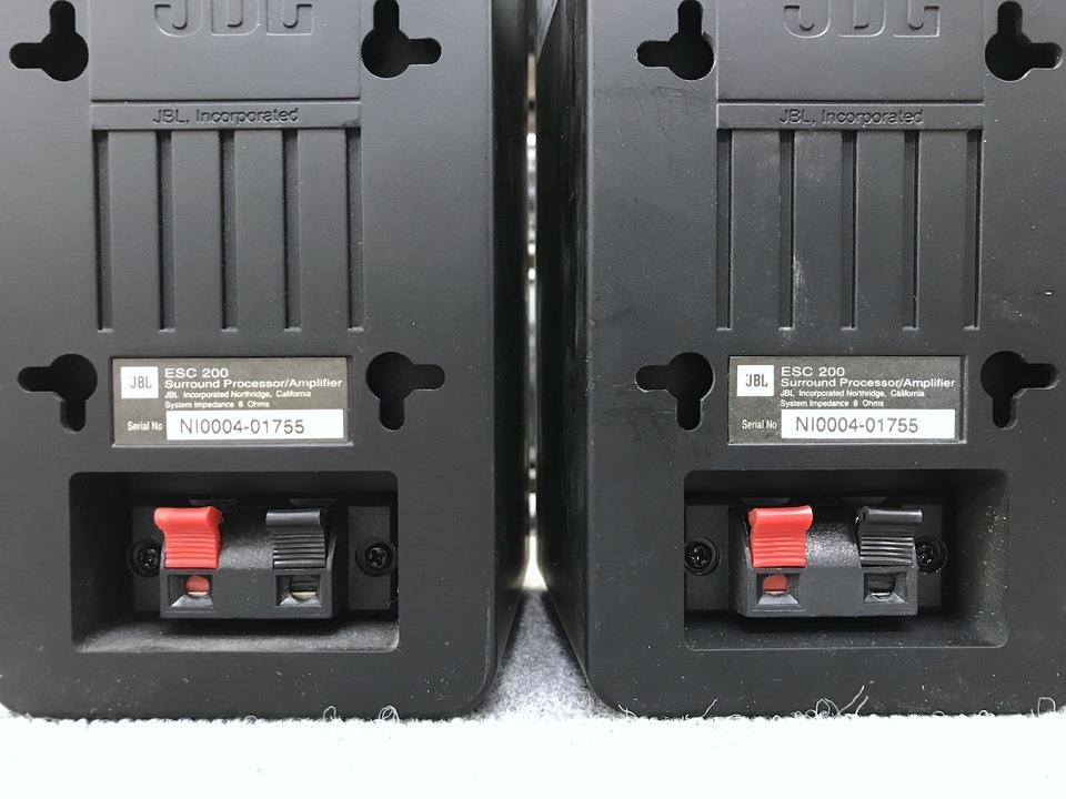 ESC 200 JBL 画像