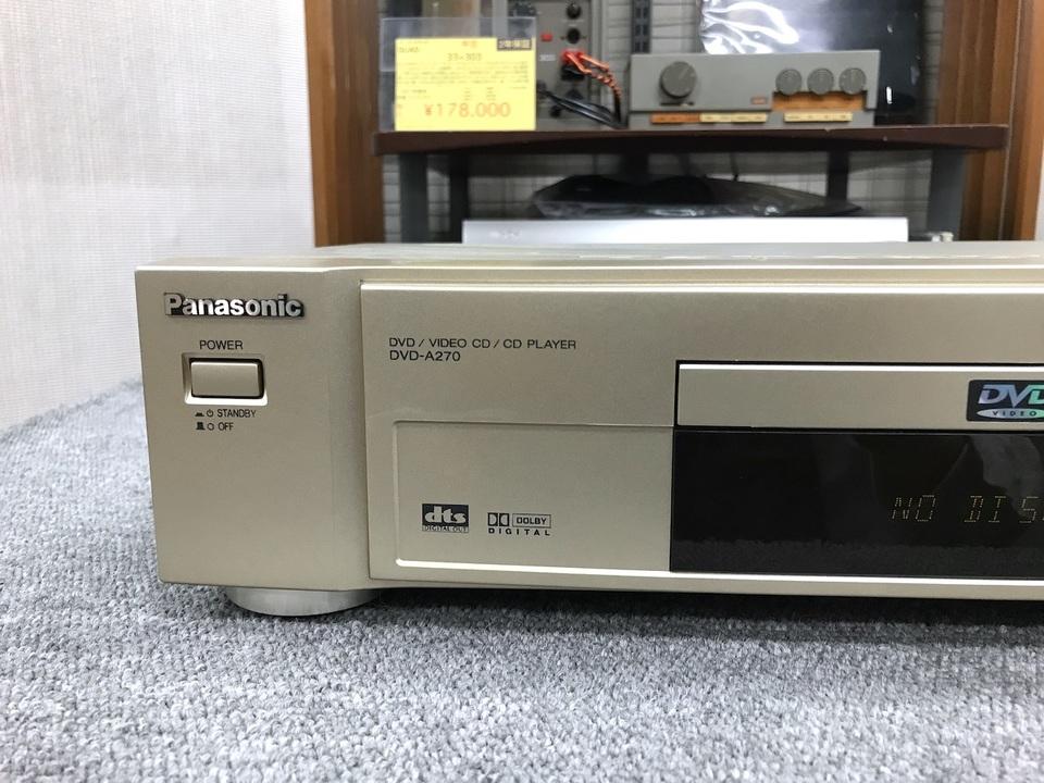 DVD-A270 Panasonic 画像