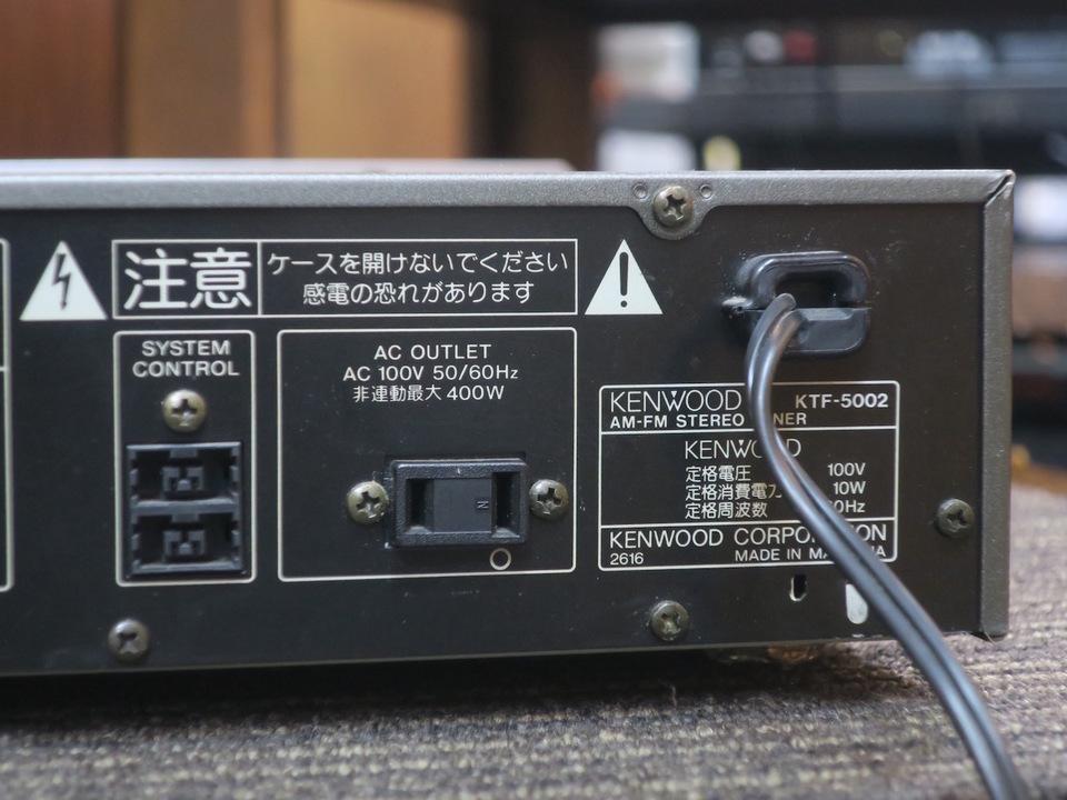 KTF-5002 KENWOOD 画像