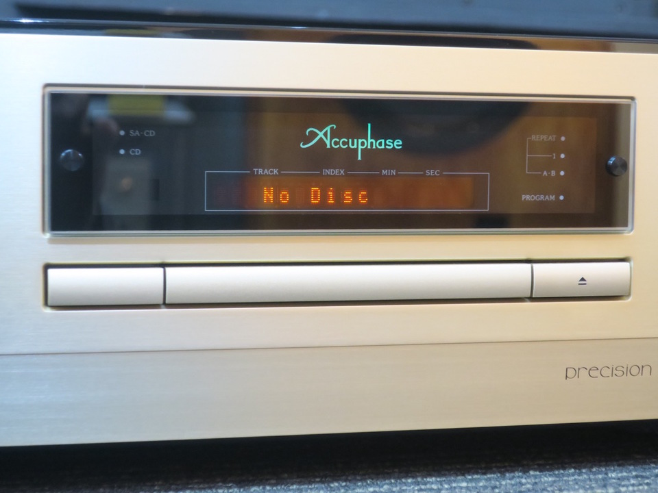DP-800 Accuphase 画像