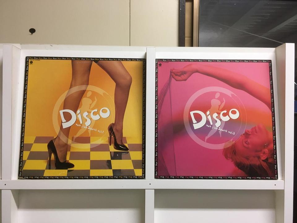 ディスコ・ミュージック5枚セット  画像