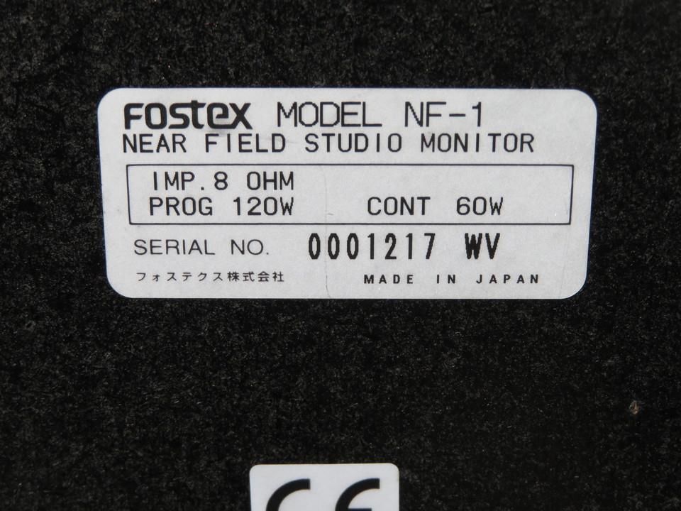 NF-1 FOSTEX 画像