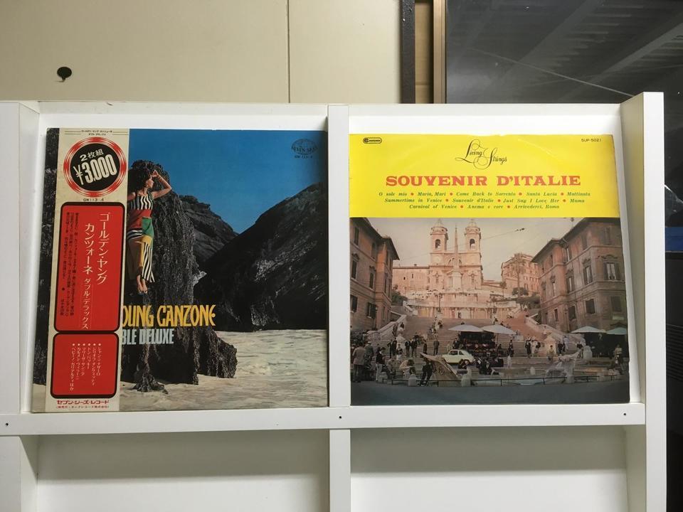 イタリア音楽5枚セット  画像