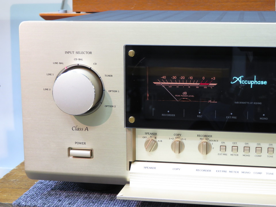 E-530 Accuphase 画像