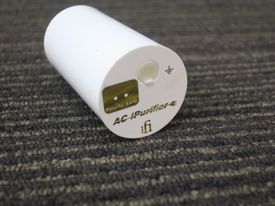 iPurifier AC iFi audio 画像