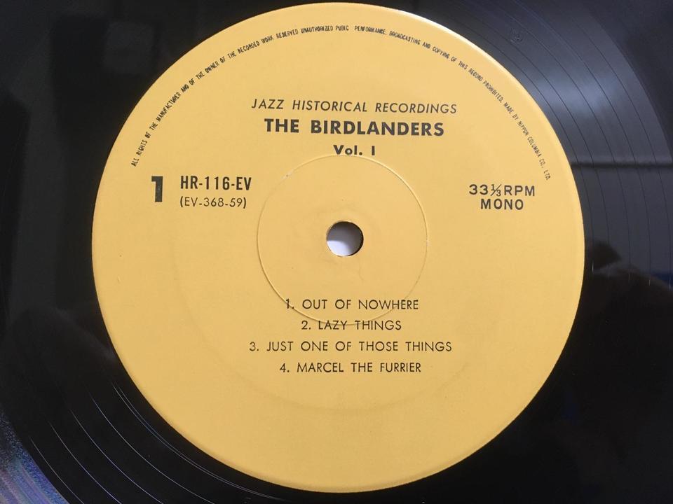 ジャズ ドラム5枚セット  画像