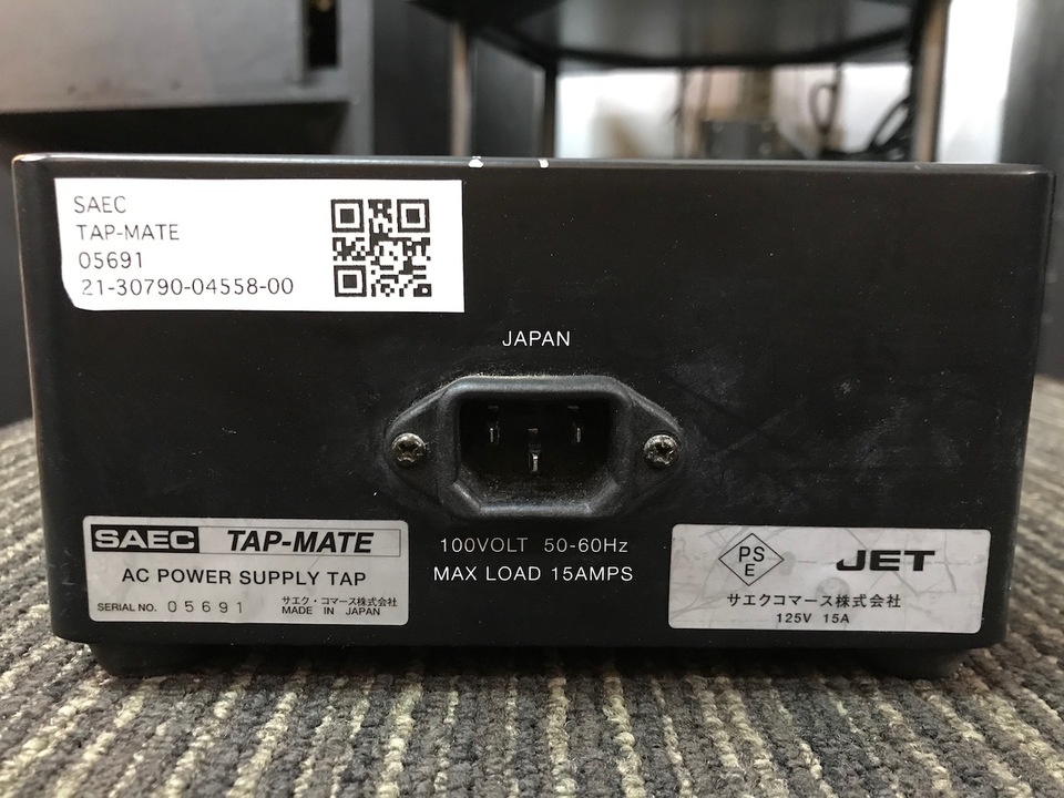 TAP-MATE SAEC 画像