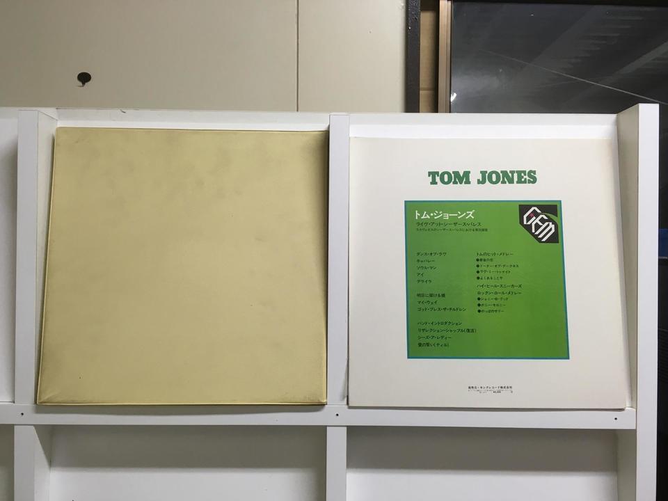 トム・ジョーンズ5枚セット  画像