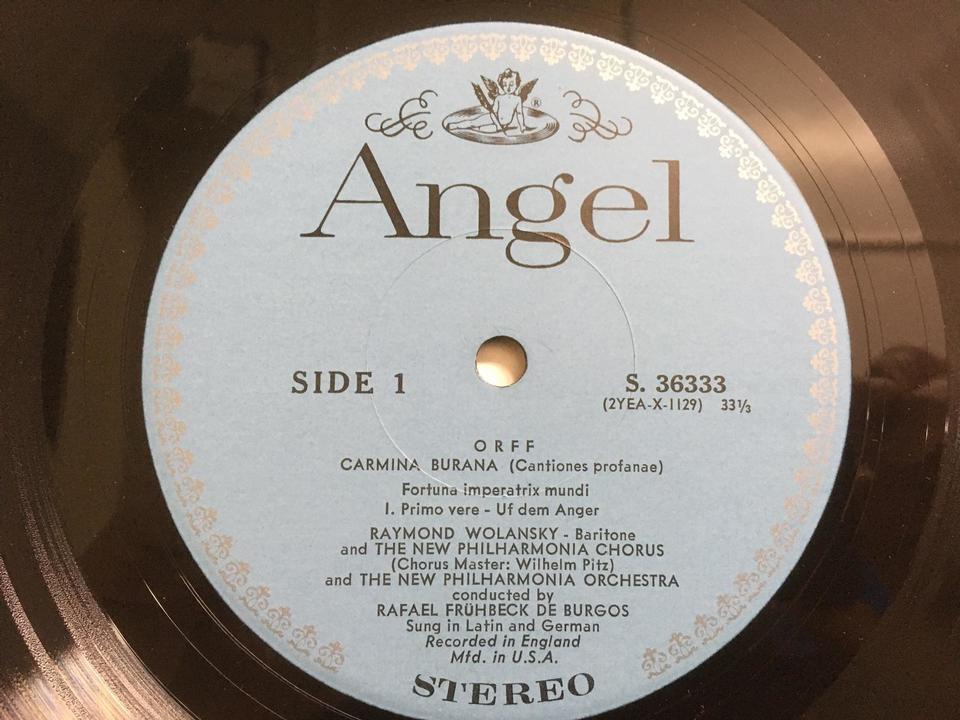 ANGEL STEREO(輸入盤)8枚セット  画像