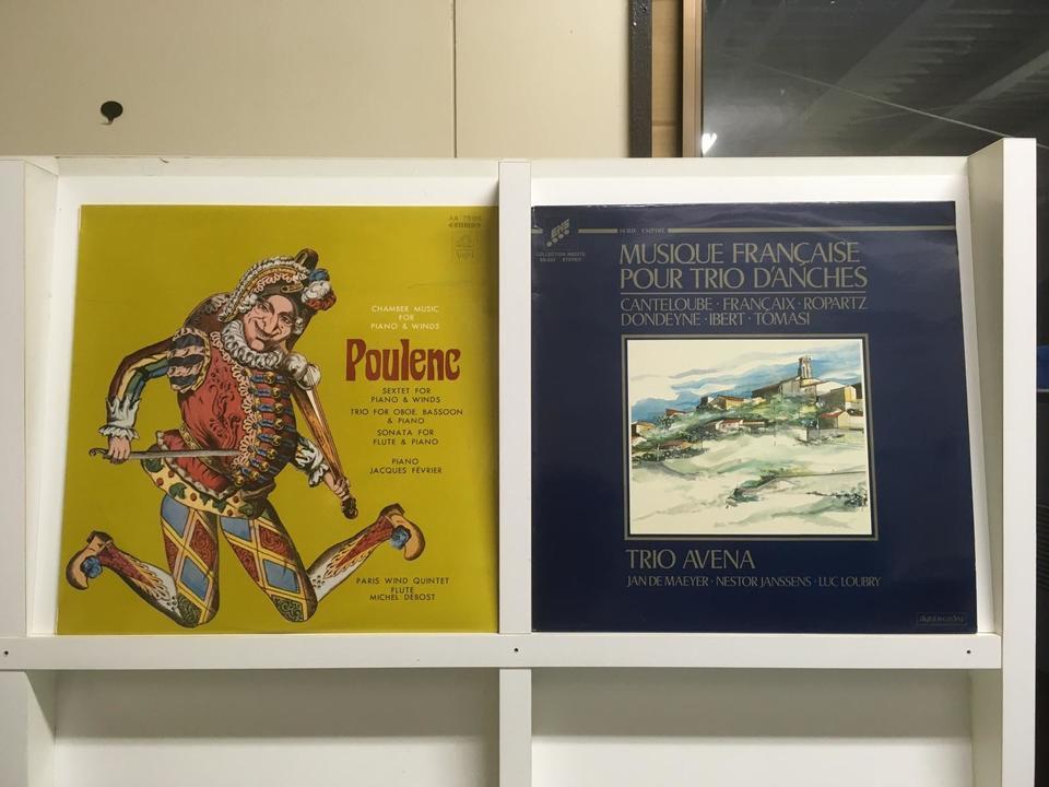 フランス室内楽名盤選5枚セット  画像