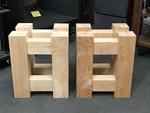 木製スタンド