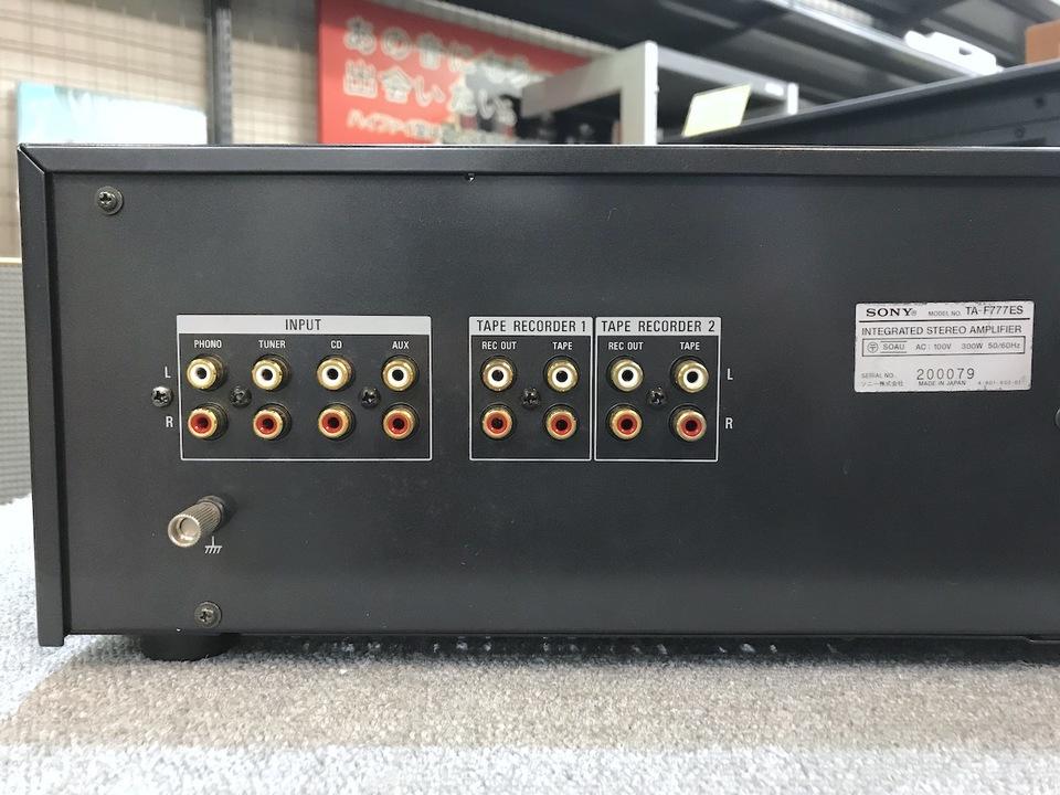 TA-F777ES SONY 画像