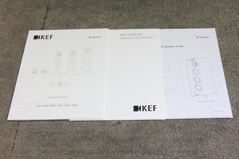 Q750 KEF 画像