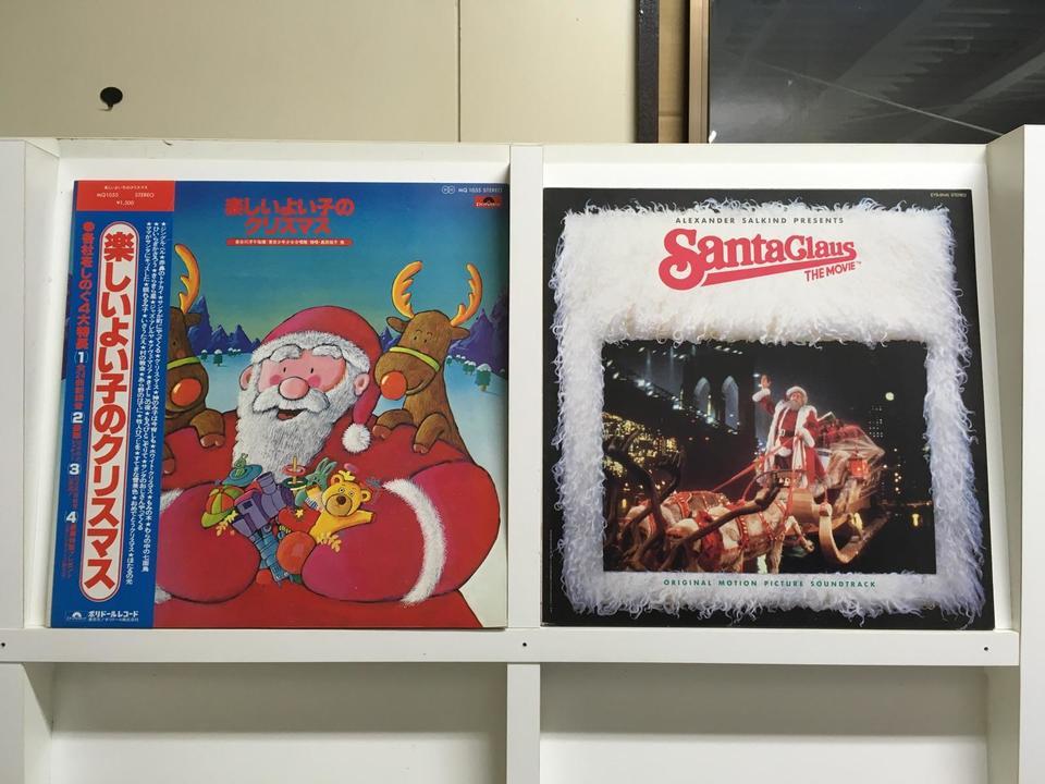 クリスマスソング5枚セット  画像