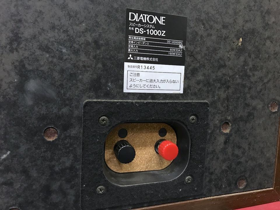 DS-1000Z DIATONE 画像
