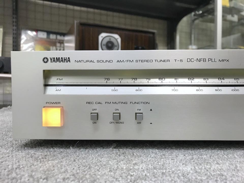 T-5 YAMAHA 画像