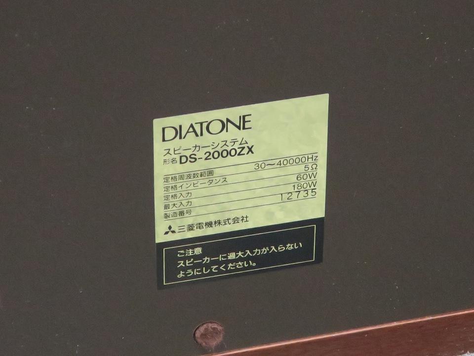 DS-2000ZX DIATONE 画像