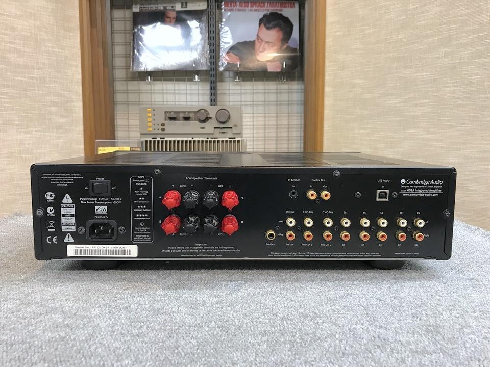 azur 651A Cambridge Audio 画像