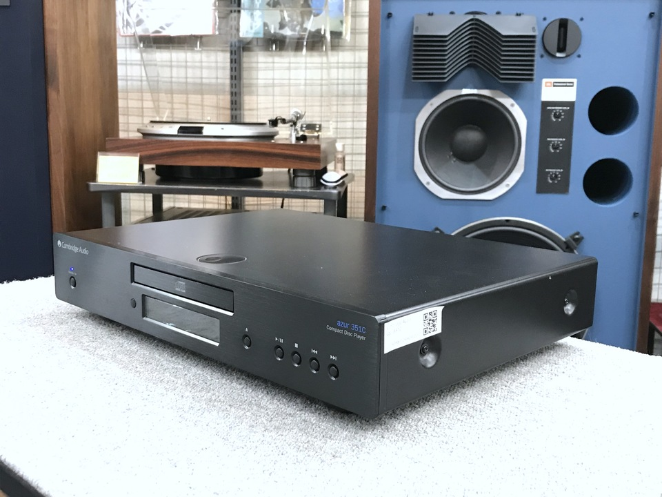 azur 351C Cambridge Audio 画像