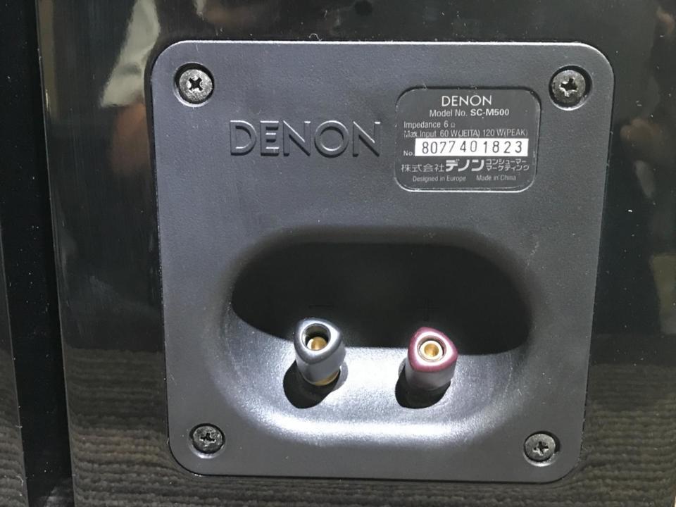 SC-M500 DENON 画像