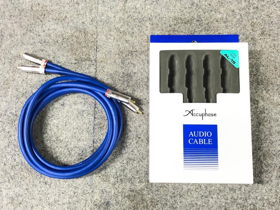 AL-15/1.5m Accuphase 画像