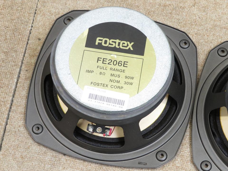 FE206E FOSTEX 画像
